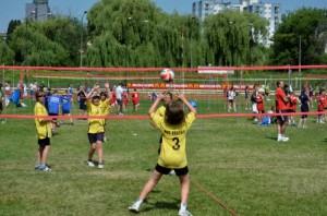 XVIII Festiwal Piłki Siatkowej i Minisiatkowki